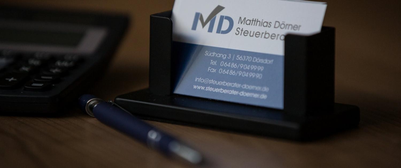 Steuerbüro Matthias Doerner